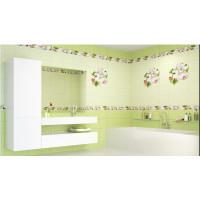 Яблоневый цвет зеленый (рисунок) Сэндвич Панели ПВХ