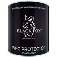 Масло Black Fox Protector для террасной доски ДПК (Прозрачный) 2.5 л.