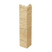 Угол наружный Solid Sandstone Кремовый / CREME